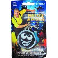Epee Fantazie na kolečkách Přívěšek s LED světlem