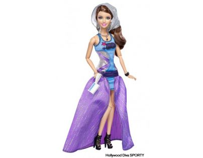 Fashionistars hvězdy Barbie V7206 - Sweetie
