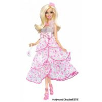 Fashionistars hvězdy Barbie V7206 - Sweetie 4