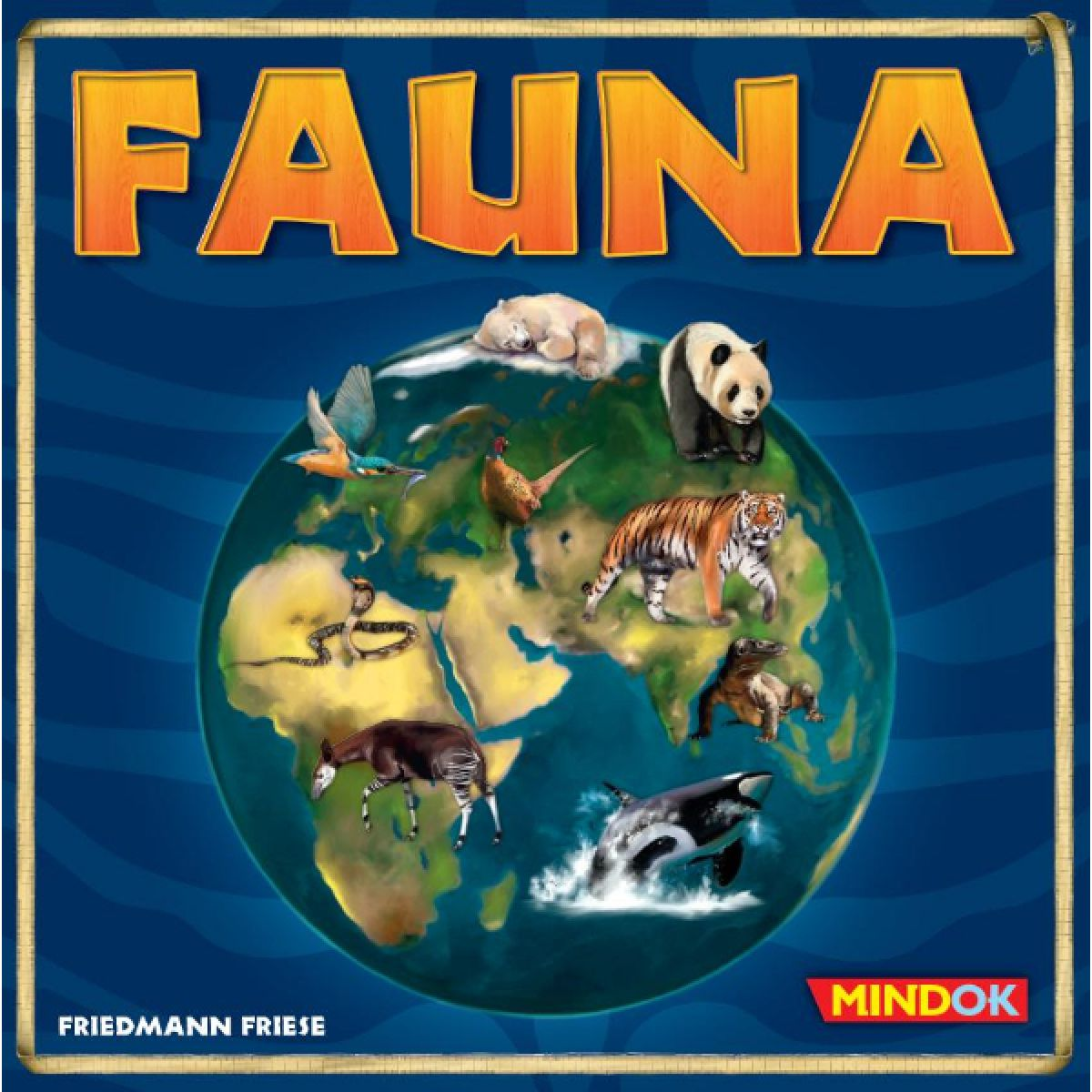 Mindok Fauna
