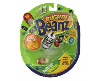 EPline EP01209 - Mighty Beanz - Fazole 6 pack