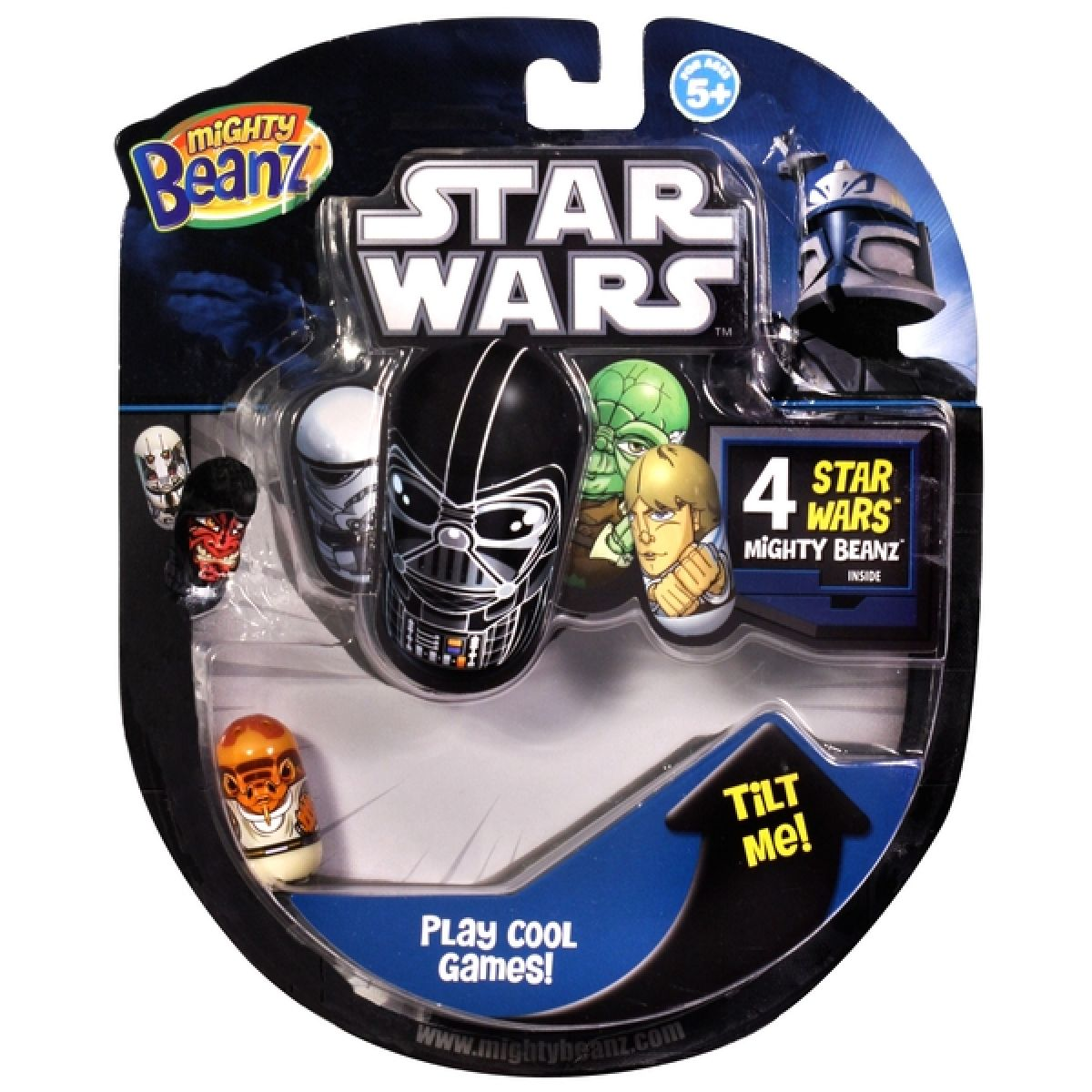 EP Line Star Wars Mighty Beanz - Fazole 4 pack