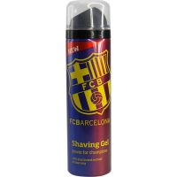 FC Barcelona Gel na holení 200 ml