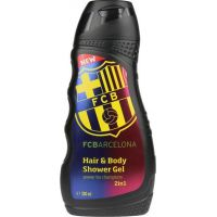 EP Line FC Barcelona Sprchový gel 300 ml