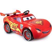 Feber Elektrické auto Disney Cars 2 Blesk McQueen