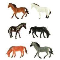 Figurky Koně 6ks