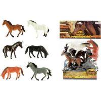Figurky Koně 6ks 2