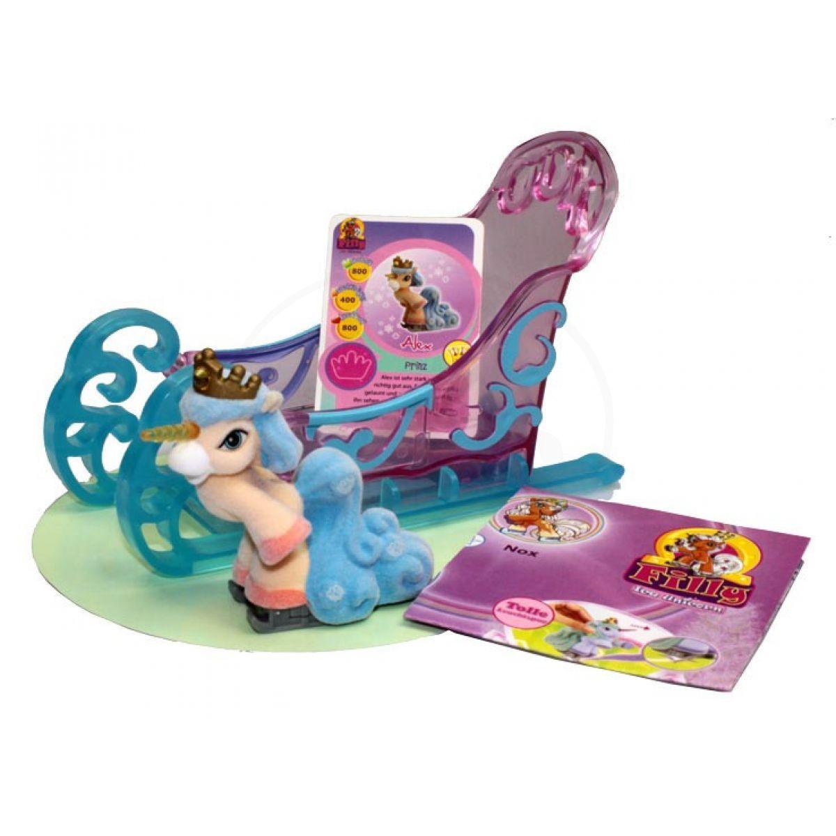 Ep Line Filly Ice Unicorn saně