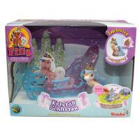 Ep Line Filly Ice Unicorn saně 3