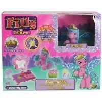 Filly Stars Glitter Hrací sada - Čajový dýchánek