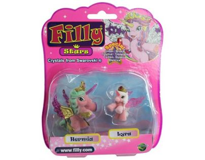 Filly Stars Glitter Rodinka 1+1 - Hermia a Lyra