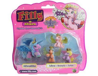 EP Line Filly Stars Glitter Rodinka 1+3 - Afrodite