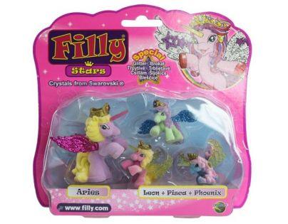 EP Line Filly Stars Glitter Rodinka 1+3 - Aries
