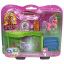EPline EP01385 - Filly Unicorn pokoj snů - modrý s postýlkou 5