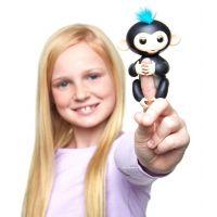 Fingerlings Opička Finn černá - Poškozený obal 4