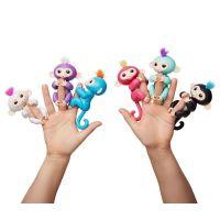 Fingerlings Opička Finn černá - Poškozený obal 5