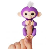 Fingerlings Opička Mia fialová