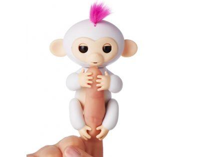 Fingerlings Opička Sophie bílá