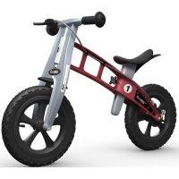 First Bike Odrážedlo Cross červené