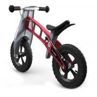First Bike Odrážedlo Cross red 3