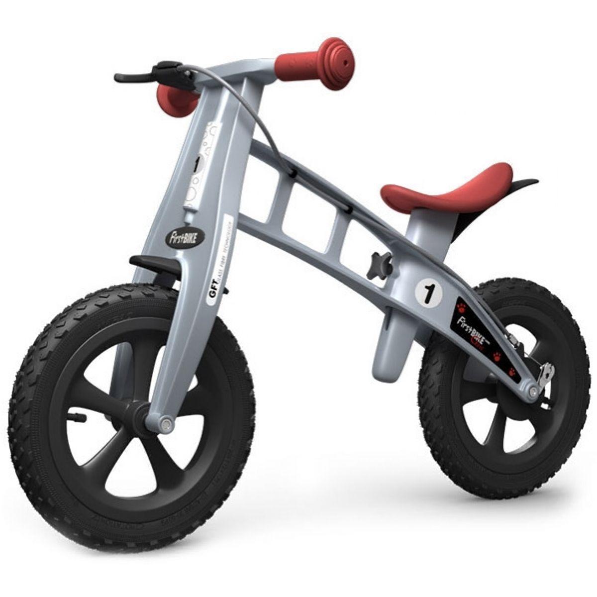First Bike Cross stříbrné