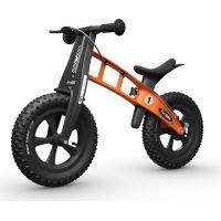 First Bike Odrážedlo Fat Edition Orange 2