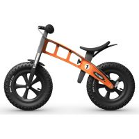 First Bike Odrážedlo Fat Edition Orange 4
