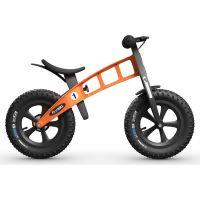 First Bike Odrážedlo Fat Edition Orange 6
