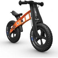 First Bike Odrážedlo Fat Edition Orange 3