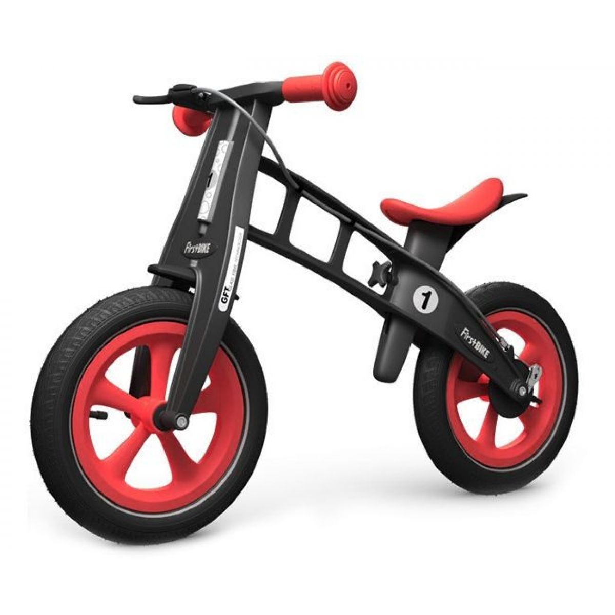First Bike Odrážedlo Limited Edition orange