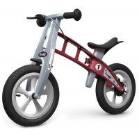 First Bike Odrážedlo Street red