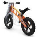 First Bike Odrážedlo Cross orange s brzdou 3