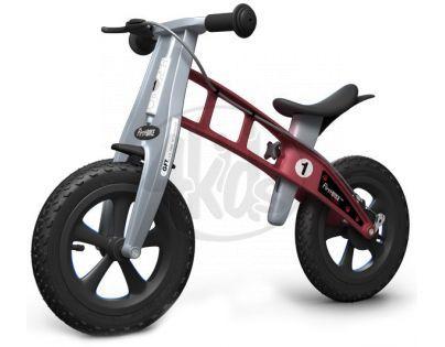 First Bike Odrážedlo Cross red