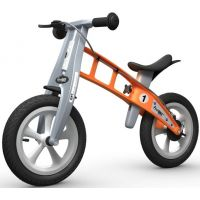 First Bike Street Orange s brzdou