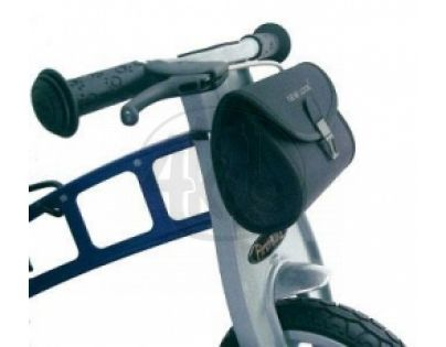 First Bike Taška na řídítka černá