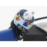 First Bike Zvonek medvídek