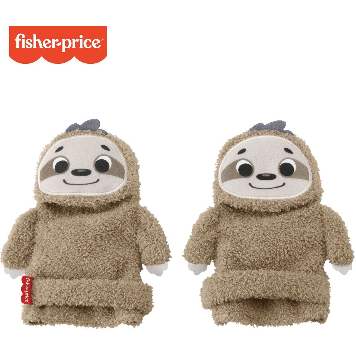 Fischer Price ponožky lenochod