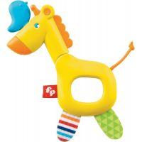 Mattel Fischer Price zvířecí dobrodružství žirafa