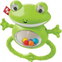 Mattel Fischer Price zvířecí dobrodružství žába
