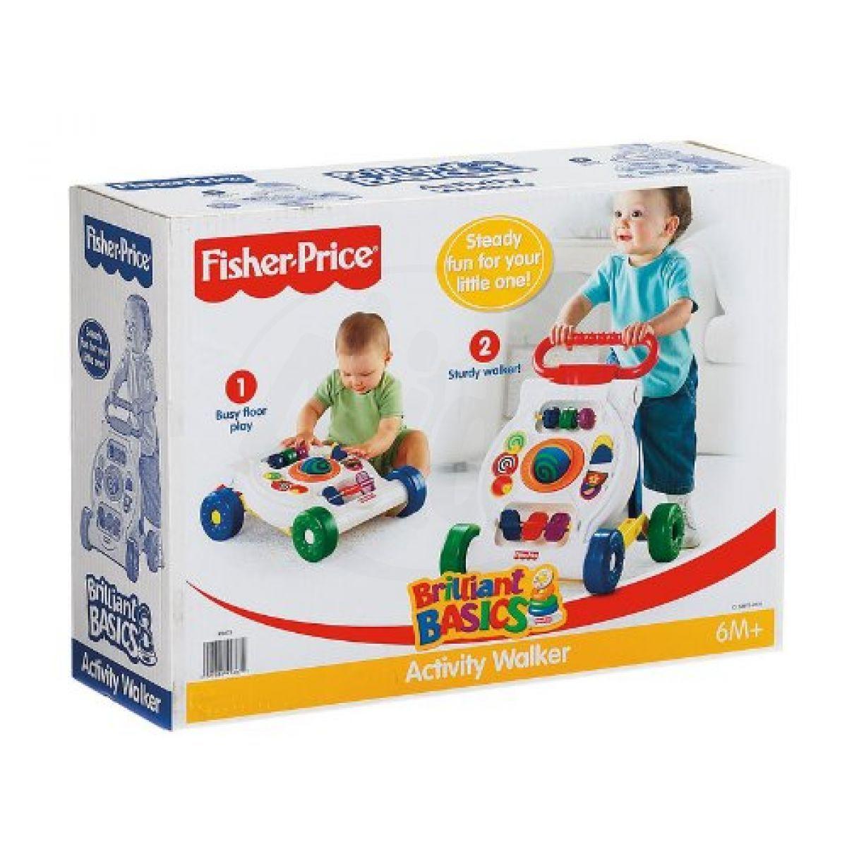 Fisher price aktivn odstrkovadlo 4kids for Chaise 4 en 1 fisher price