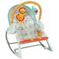 Fisher Price Baby Gear houpačka a sedátko 3 v 1 (Fisher Price BFH07) 3