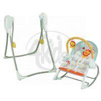 Fisher Price Baby Gear houpačka a sedátko 3 v 1 (Fisher Price BFH07) 4