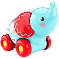 Fisher Price Jezdící zvířátko s kuličkami - Slon