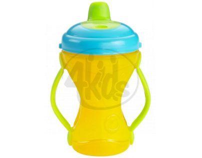 Fisher Price Baby Gear cestovní hrníček s měkkým pítkem (Fisher Price Y3540)