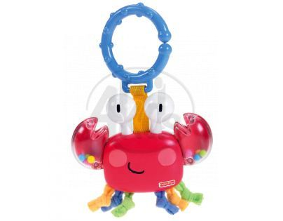 Fisher Price Y1573 - Chrastítko Krab