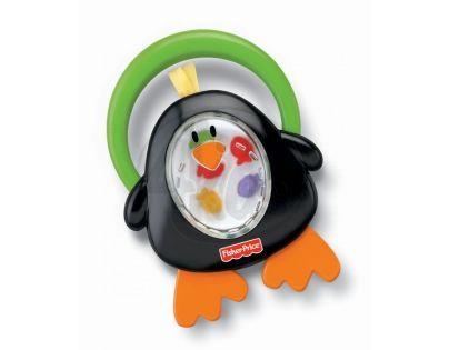 Fisher Price - Chrastítko tučňák X5408