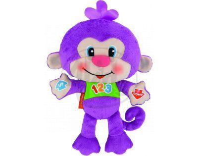Fisher Price - Chytrá mluvící opička (BMC23)