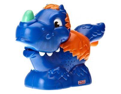 Fisher Price Svítící zvířátka - Nosorožec