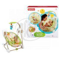 Fisher Price Baby Gear houpačka a sedátko v jednom rainforest (Fisher Price BGM57) 2