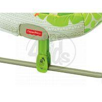 Fisher Price Baby Gear houpačka a sedátko v jednom rainforest (Fisher Price BGM57) 4